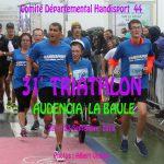 Photo de couverture triathlon de la Balle