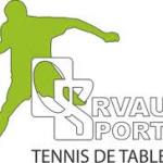 Logo club Orvault Tennis de table