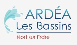 Logo Bassins d'Ardéa